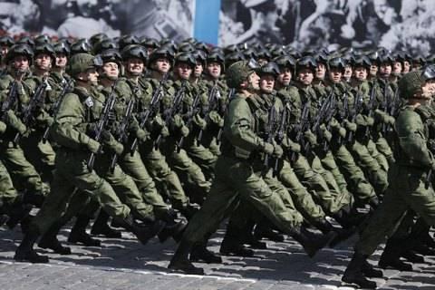Армия России превращается в имперские вооружённые силы