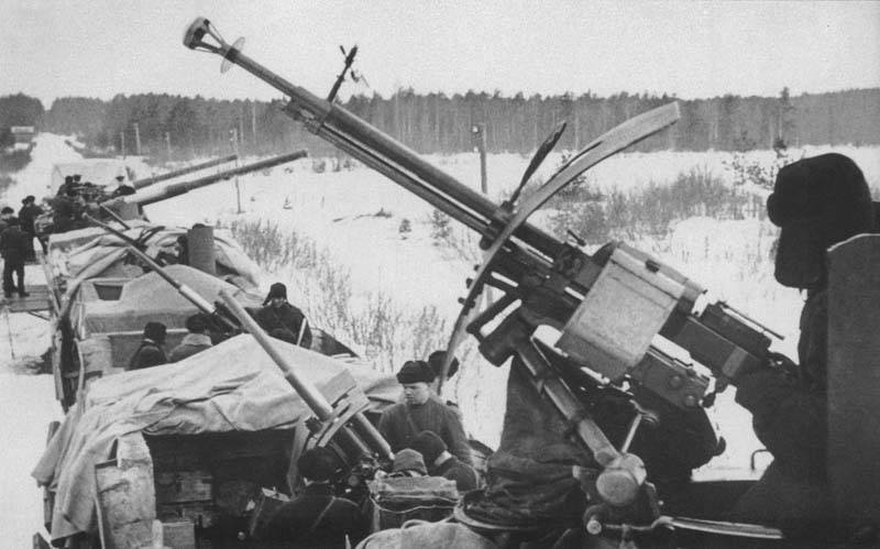 Support tanks in the realities of 1945 year