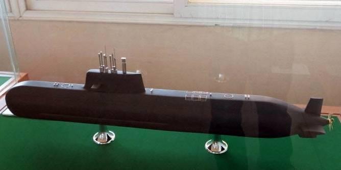Seul desenvolveu seu próprio sistema de combate submarino