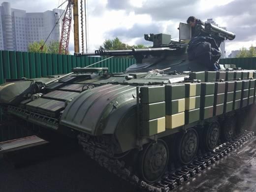 """Ucrania trató de crear su propio """"Terminator"""""""