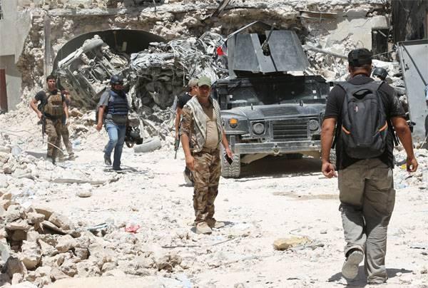 Армия Ирака освободила от ИГИЛ Эль-Хувейджу