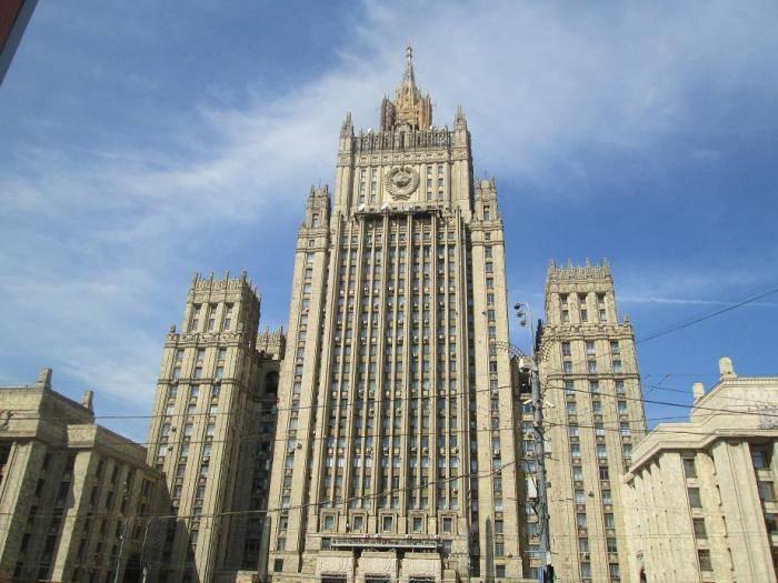 Il ministero degli Esteri non ha escluso la chiusura di uno dei consolati degli Stati Uniti in Russia