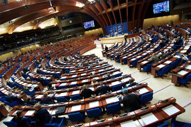 L'Ukraine tire la sonnette d'alarme: le Conseil de l'Europe va lever les sanctions contre la Fédération de Russie