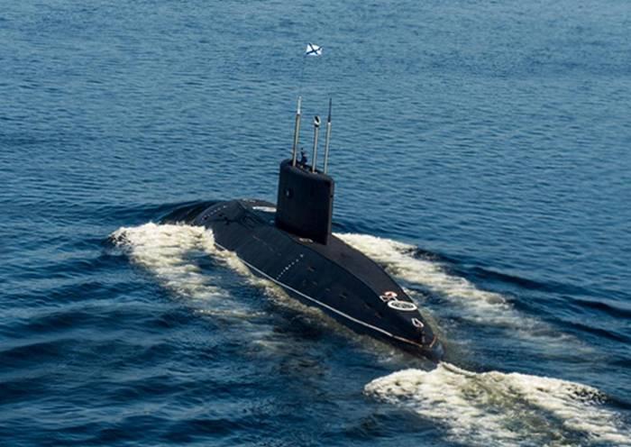 作为控制检查的一部分,SF潜艇旅完全可以运行。