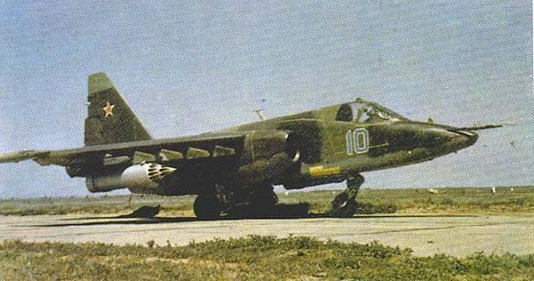 Aviation contre chars (partie de 4)