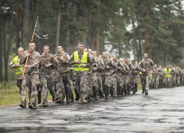 Alliierte Inhalte zwingen Lettland, die Militärausgaben zu erhöhen