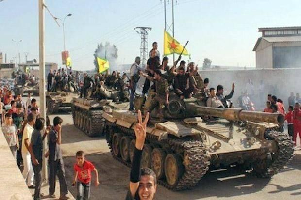 Как проамериканская коалиция «увязла» в Ракке и проиграла войну в Сирии