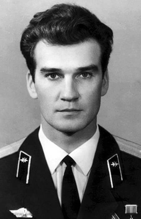 Stanislav Petrov. The man who prevented a nuclear war