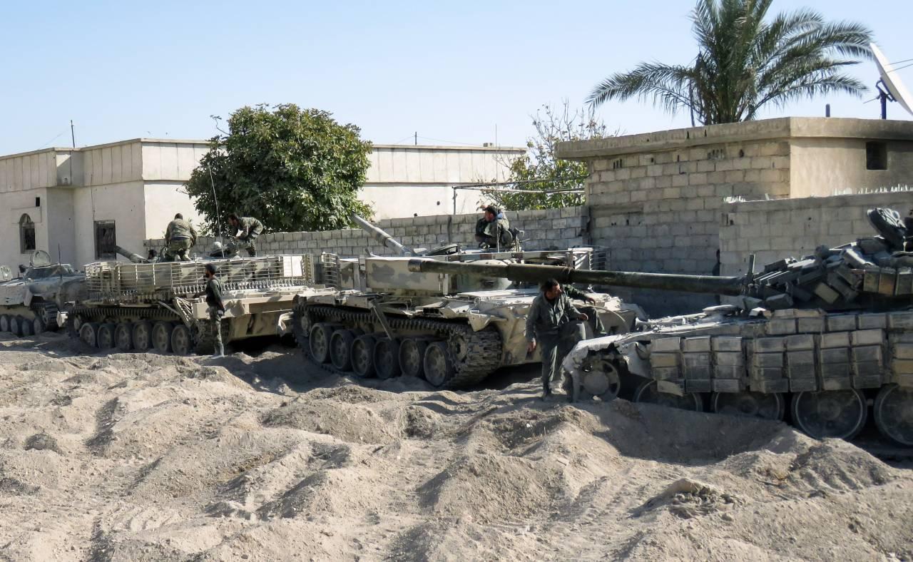 ВСирии взорвались сразу три авто, погибли десятки