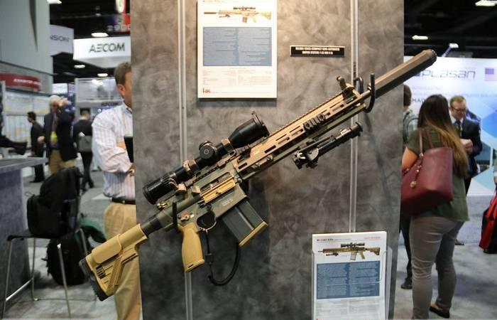 Американских снайперов вооружат немецкими винтовками