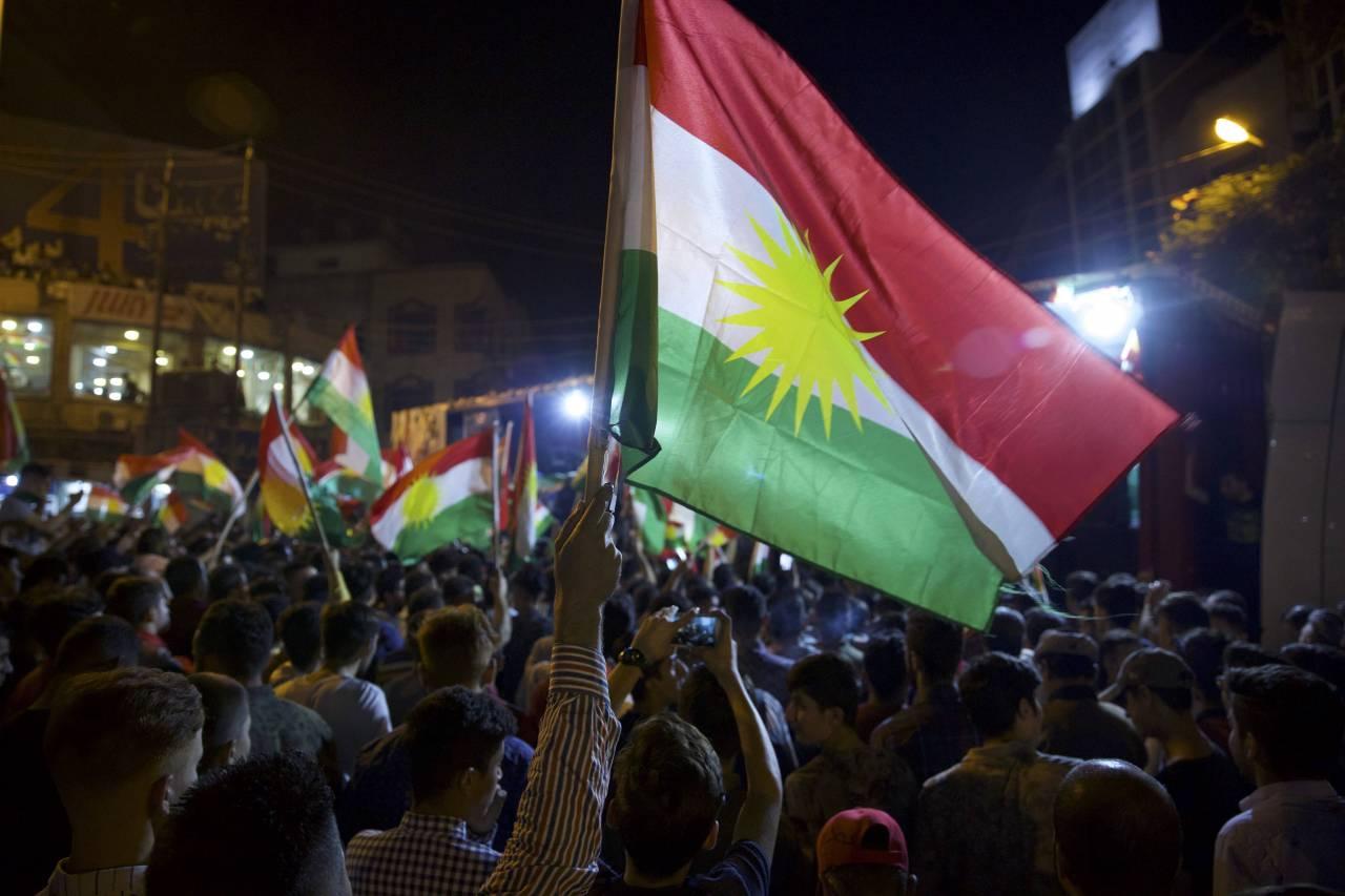 Иракский Курдистан перебросил вКиркук 6 тыс. бойцов «пешмерга»