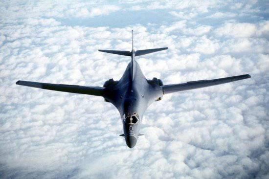 """""""Стратеги"""" B-1B имитировали удар по КНДР. Северокорейская ПВО молчала..."""