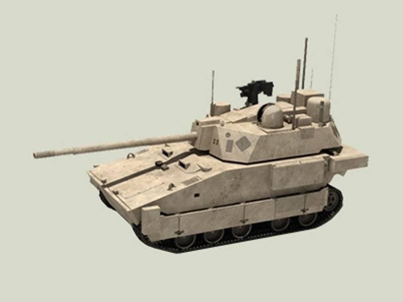 L'avenir des chars américains