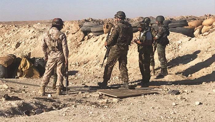 Сирийская армия уничтожила цех по производству снарядов в Дейр-эз-Зоре
