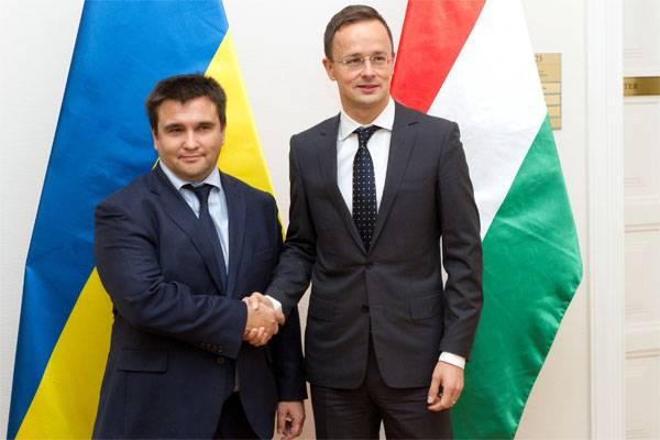 Klimkin: la Hongrie comprend mal l'intégration européenne ukrainienne