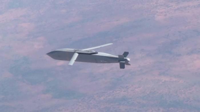 La Marina de los Estados Unidos recibió nuevas bombas guiadas.