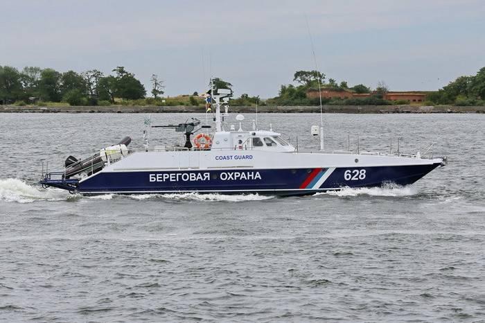 """Dos nuevos barcos """"Mongoose"""" se unirán a la flota de guardias fronterizos de Sakhalin"""