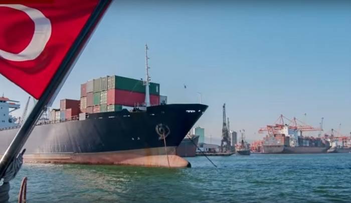 La Turquie a interdit la réception des navires des ports de Crimée