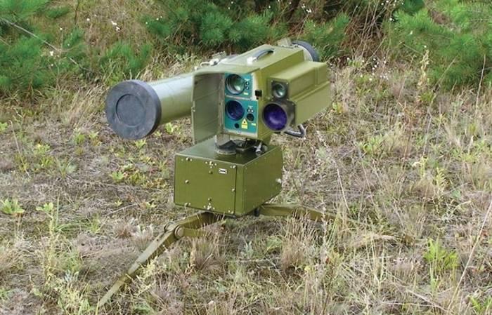 """Turchynov: le """"Skif"""" ukrainien peut détruire tous les véhicules blindés"""