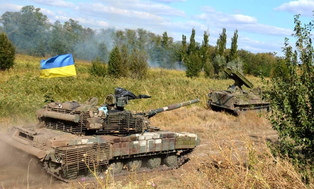 В Донбассе ответили на заявления Украины о «мощных боях» в Приазовье