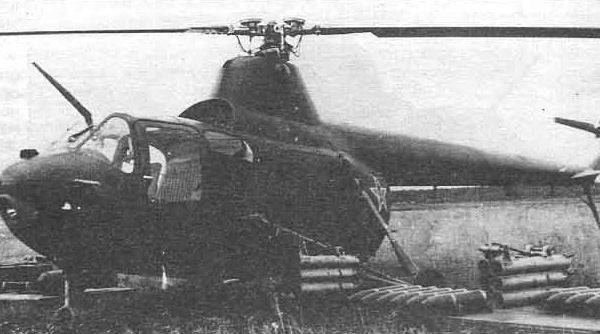 Aviation against tanks (part of 5)