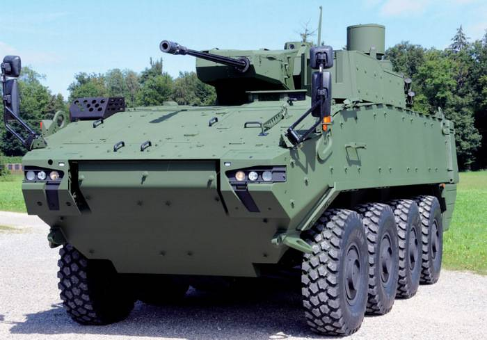 Romania is replacing its armored vehicles