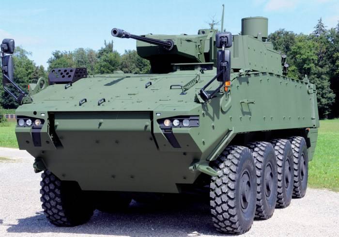 Rumania está reemplazando sus vehículos blindados.
