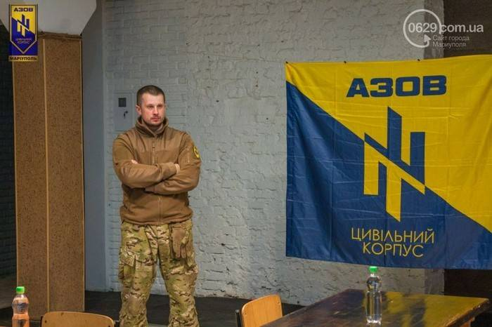 Ukrainian radicals threatened Russian companies