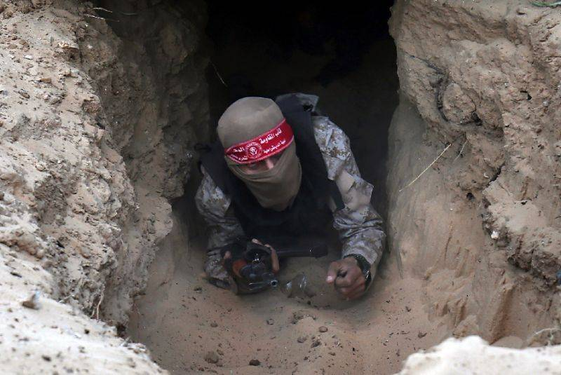 Ruthless underground battle: Israel prepares for a tunnel war