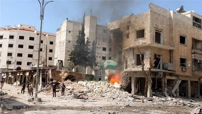 シリア議会はIdlibからトルコ軍の撤退を要求