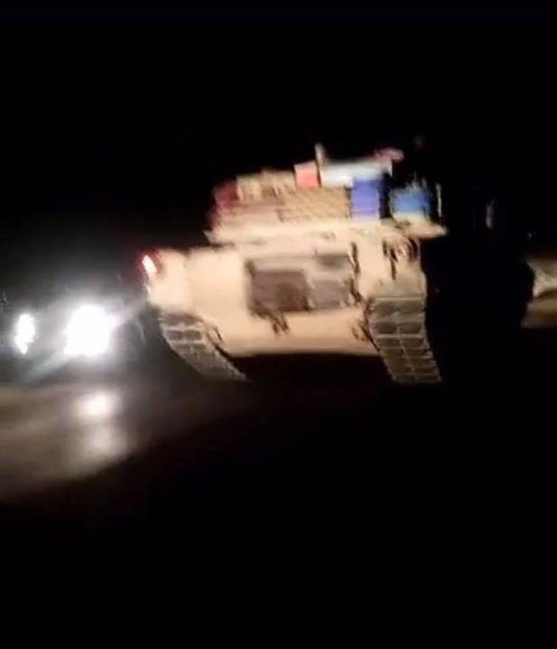 Армия Ирака установила контроль над администрацией провинции Киркук