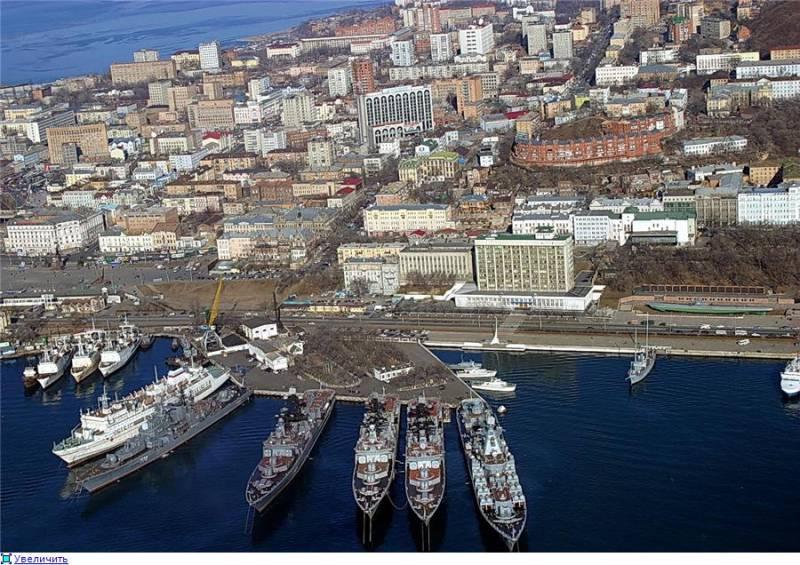 ВоВладивосток придут корабли ВМС Индии