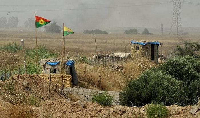 """Turquía ha declarado que está dispuesta a """"terminar con el PKK"""" conjuntamente con Irak."""