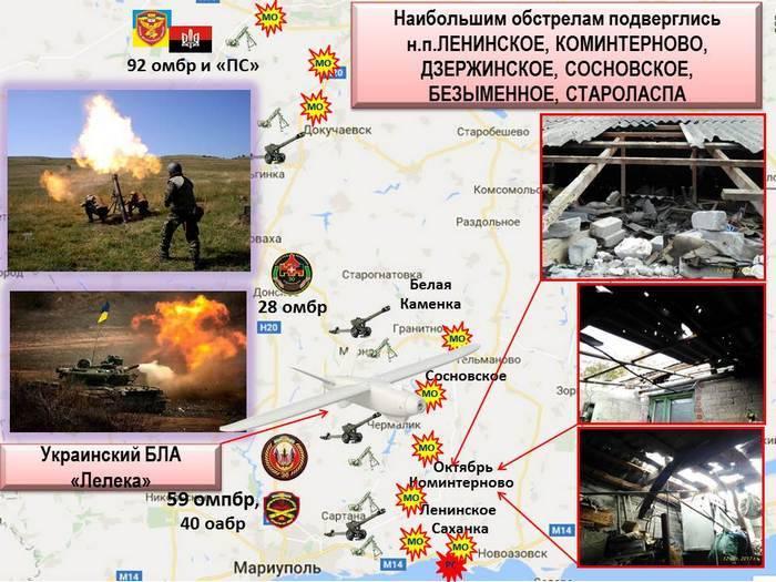 Бойцы ВСУ закончили повиноваться приказам командования— ЛНР