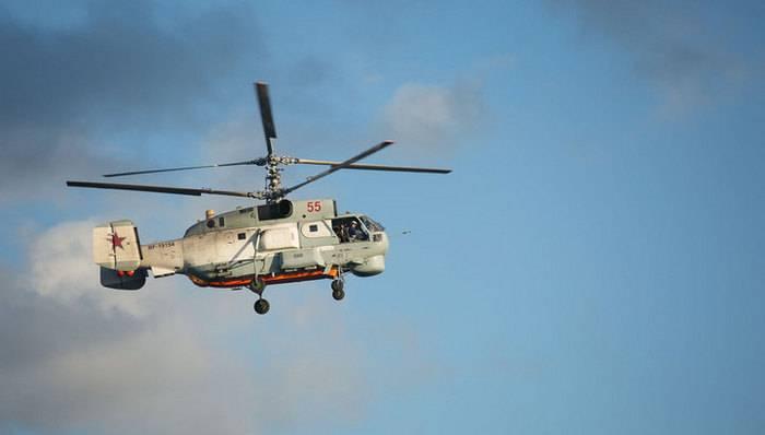 俄罗斯联邦国防部计划升级整个Ka-27舰队