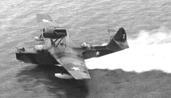 Hydroaviation of the USSR Navy against Kriegsmarine
