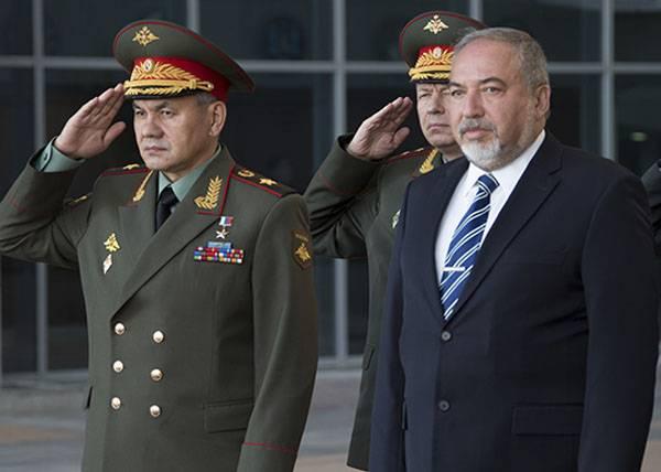 Sergei Shoigu em Tel Aviv: operação na Síria está quase concluída
