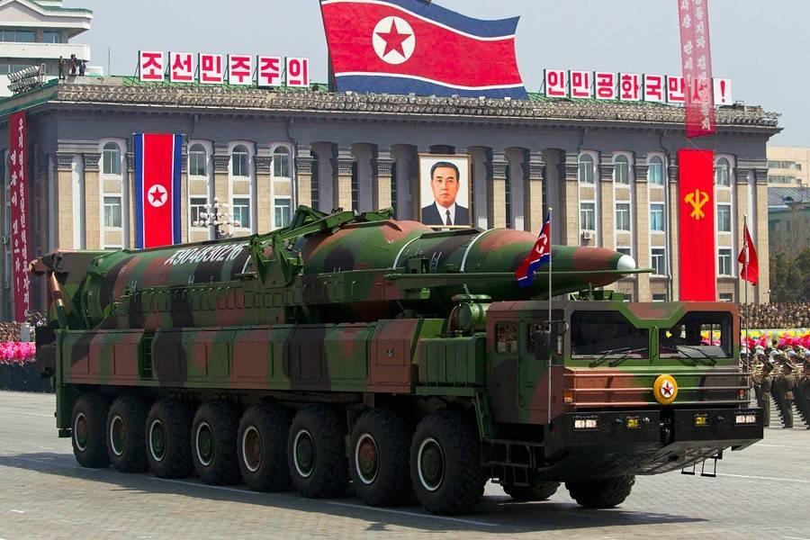 Ядерная вражда наКорейском полуострове может начаться «влюбой момент»— Дипломат КНДР