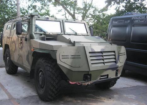 """Rusia está negociando con Eslovaquia y Bahrein el suministro de vehículos blindados """"Tiger"""""""