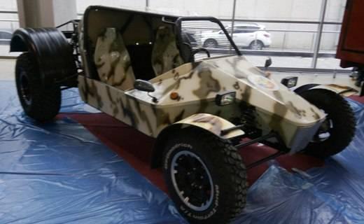 Buggy-pantano para las Fuerzas Especiales Rosguards