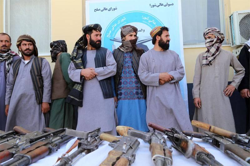 泰晤士报:俄罗斯向塔利班提供资金,以对抗北约部队