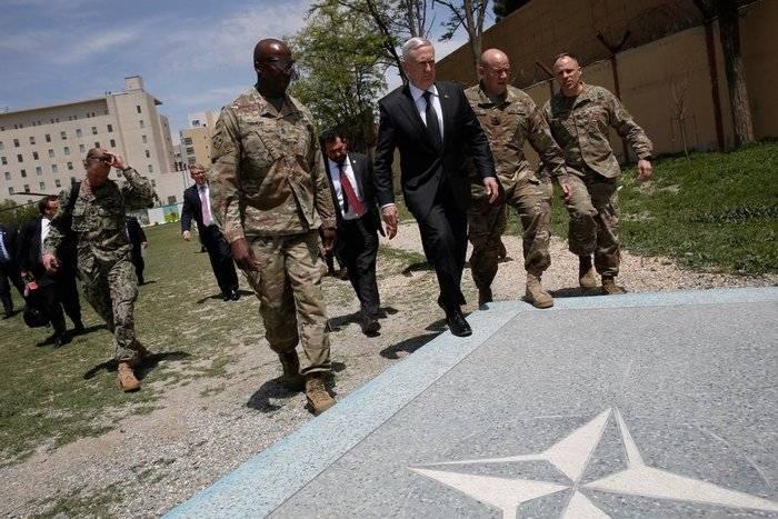 O Pentágono anunciou um programa de rearmamento