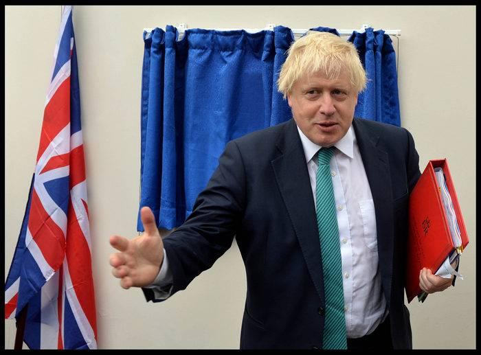 Johnson: İngiltere'nin Rusya ile normal ilişkisi olamaz