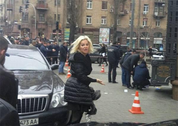 """""""Ревнивец-соперник"""" и следы киевской резидентуры"""