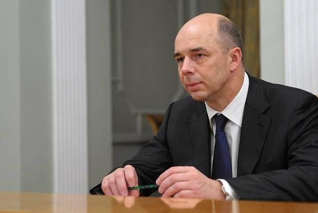 軍隊および防衛産業の資金調達に対するSiluanov