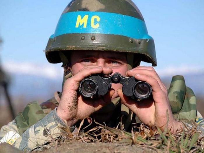 Rotation of Russian peacekeepers began in Transnistria
