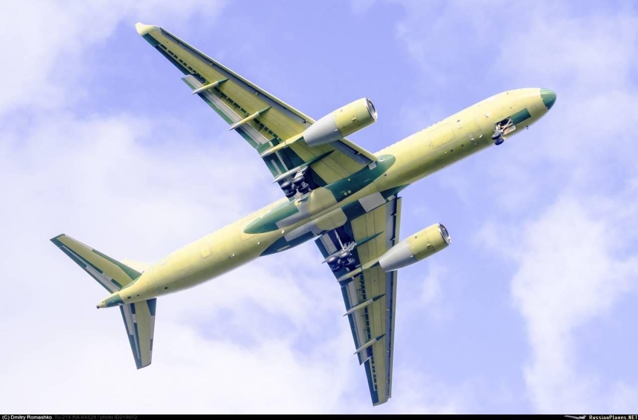 Спецсамолет, основанный  вКазани для Минобороны, совершил 1-ый  полет