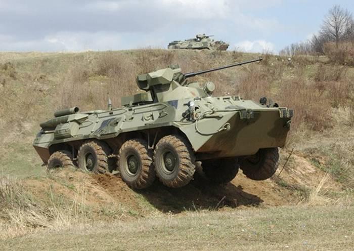 年末まで、ZVO軍は約1000個の武器と軍事装備を受け取ります。