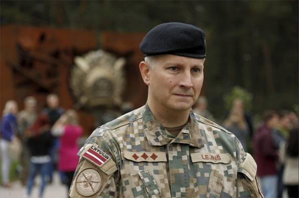 Letonyalı yetkililer hibrit tehdidine karşı mücadele etmek için eğitildi