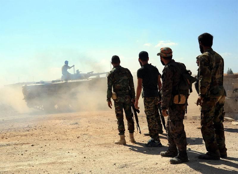 叙利亚将军在Deir ez-Zor附近遇难